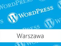 WordPress Warszawa - szkolenie